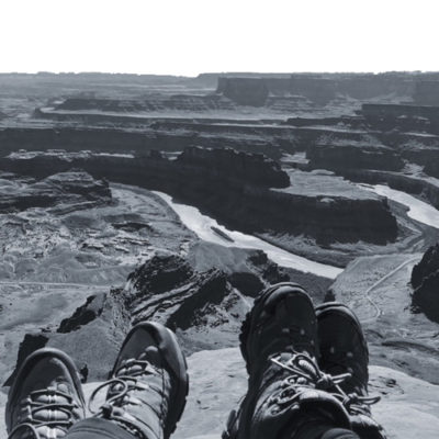 Resting in Canyonlands